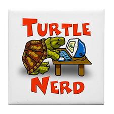 Turtle Nerd Tile