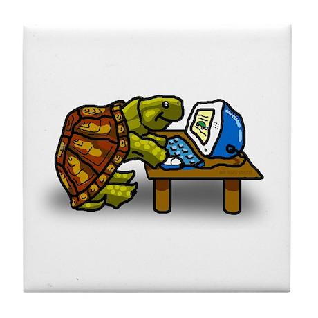 Computer Turtle Tile