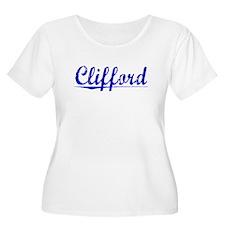 Clifford, Blue, Aged T-Shirt
