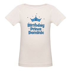 1st Birthday Prince DOMINIC! Tee