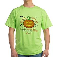 Halloween Autism (NV) T-Shirt