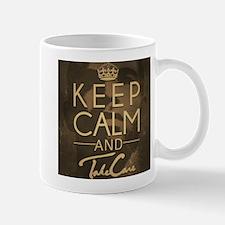 Keep Calm and Take Care Mug