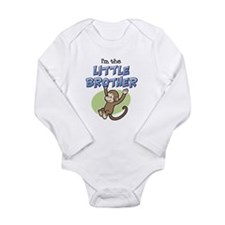 Little Brother - Monkey Body Suit