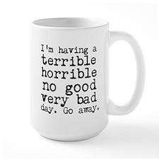 Terrible Horrible Mug