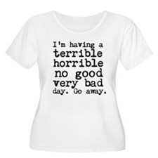 Terrible Horrible T-Shirt