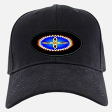 EAGLE FEATHER CROSS MEDALLION Baseball Hat