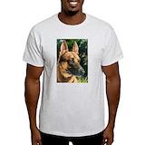 Belgian malinois Mens Light T-shirts