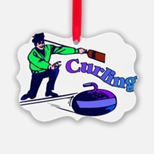 curling.jpg Ornament