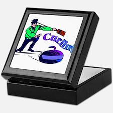 curling.jpg Keepsake Box