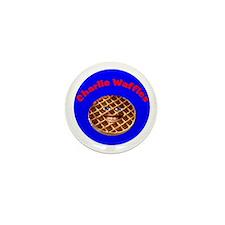 Cute Charlie waffles Mini Button (10 pack)