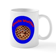 Cute Charlie waffles Mug
