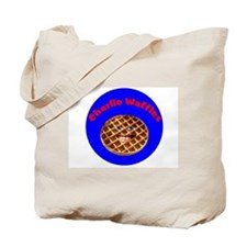 Cute Charlie waffles Tote Bag