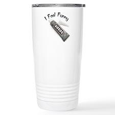 feel funny.jpg Travel Mug