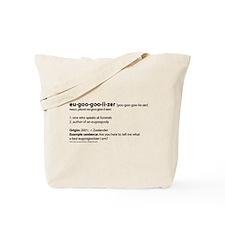 Eugoogooly Tote Bag