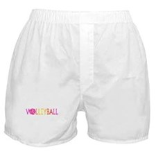 VOLLEYBALL4.jpg Boxer Shorts