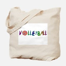VOLLEYBALL3.jpg Tote Bag