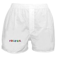 VOLLEYBALL3.jpg Boxer Shorts