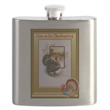 Join us for Thanksgiving Flask