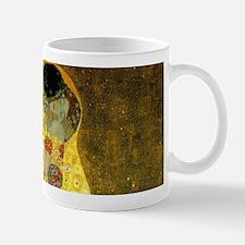 The Kiss by Gustav Klimt Small Small Mug