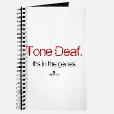 Tone Deaf Genes Journal