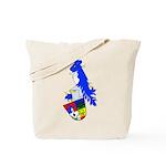 Chin Knights Tote Bag
