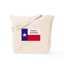 Kinky Country Tote Bag