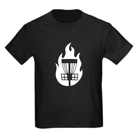 Fire Basket Kids Dark T-Shirt