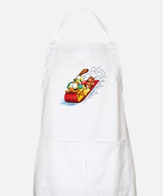 Sledding Fun! Apron