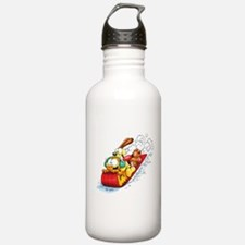 Sledding Fun! Water Bottle