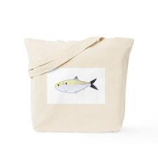 Menhaden Bunker fish Tote Bag