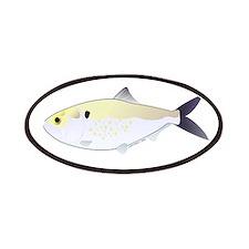 Menhaden Bunker fish Patches