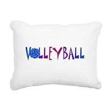 VOLLEYBALL1.jpg Rectangular Canvas Pillow