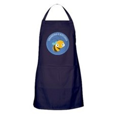 Grandmas Kitchen Bee Apron (dark)