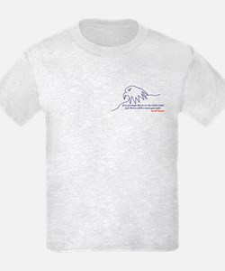 Eagle 2 side T-Shirt
