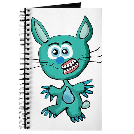 Zombie Bunny1 Journal