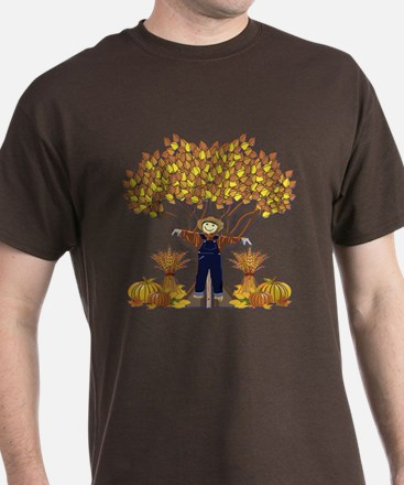 Autumn Scarecrow T-Shirt