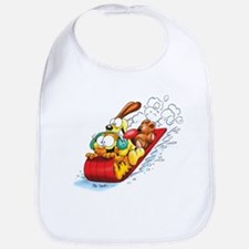 Sledding Fun! Bib