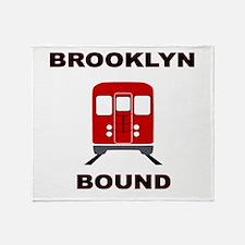 Brooklyn Bound Throw Blanket