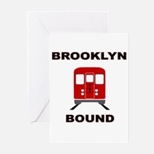 Brooklyn Bound Greeting Cards (Pk of 10)