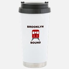 Brooklyn Bound Travel Mug