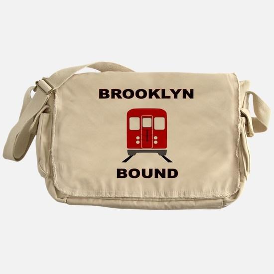 Brooklyn Bound Messenger Bag