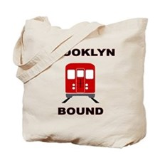 Brooklyn Bound Tote Bag