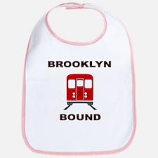 Brooklyn Bound Bib