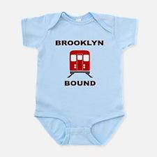 Brooklyn Bound Onesie