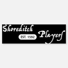 Shoreditch Players Bumper Bumper Sticker