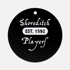 Shoreditch Players Ornament (Round)