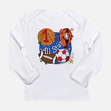 ALLSTARONE Long Sleeve T-Shirt