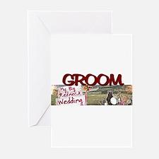 groom.jpg Greeting Cards (Pk of 10)