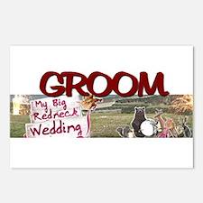 groom.jpg Postcards (Package of 8)