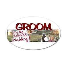 groom.jpg Wall Decal